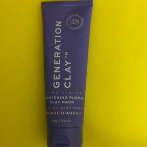 Generation Clay Mask. NEW NWOT